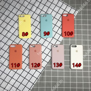 Image # 5 of Review เคส iphone 11 pro max เคสซิลิโคน สำหรับ iphone case 6 6s 6p 6sp 7plus i8p xr  Liquid Silicone Soft Case Cover/ซิลิโคน