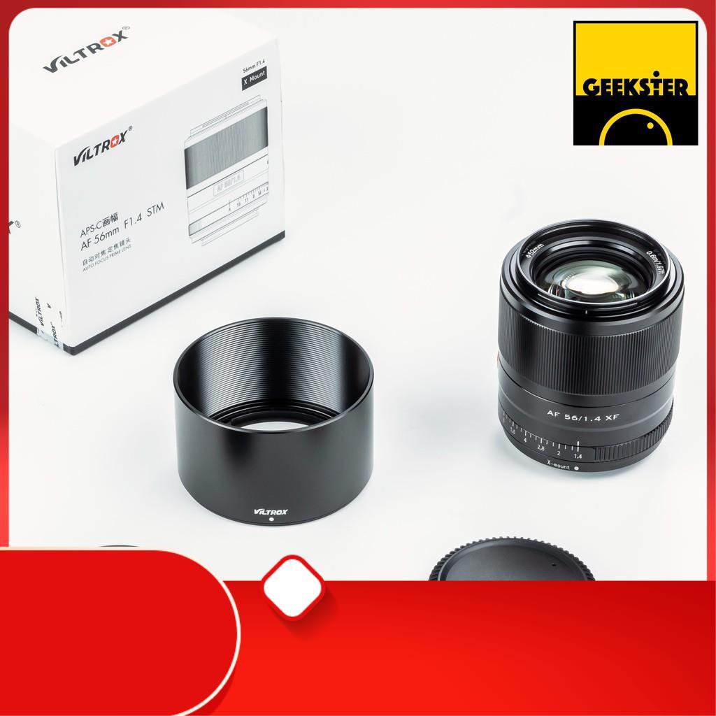♥♥♥ 🇹🇭 พร้อมส่ง Viltrox 56mm f1.4 FUJI XF พร้อมส่ง Auto Focus 56 mm f 1.4 / 50  ( ฟูจิ )