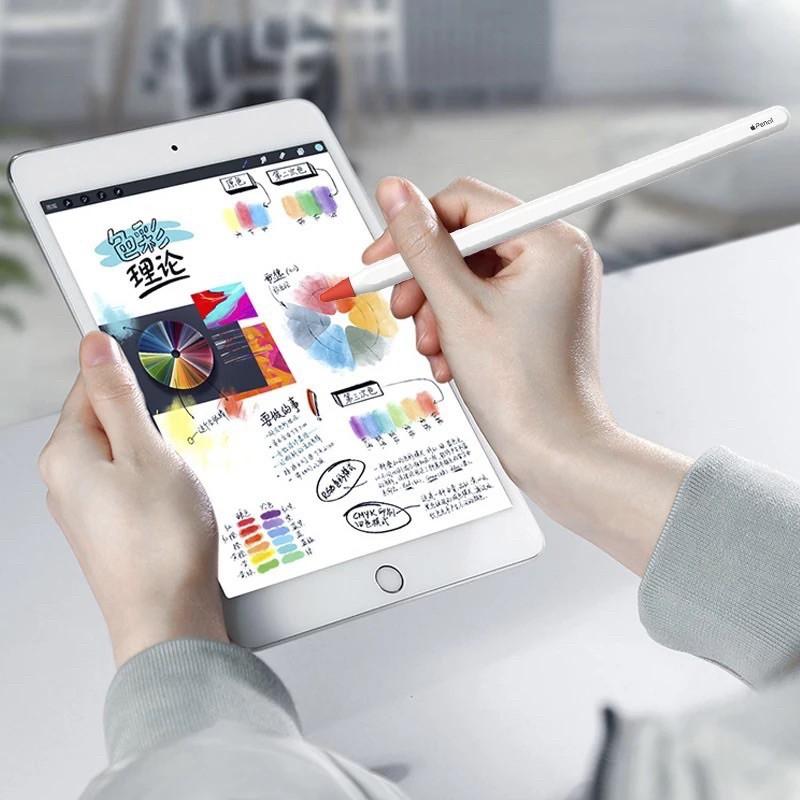 🔥💖🌟☽♘เคสหัวปากกา Apple Pencil 1/2 ปลอกซิลิโคนหุ้มหัวปากกา ปลอกซิลิโคน เคสซิลิโคน หัวปากกา จุกหัวปากกา case tip cover1