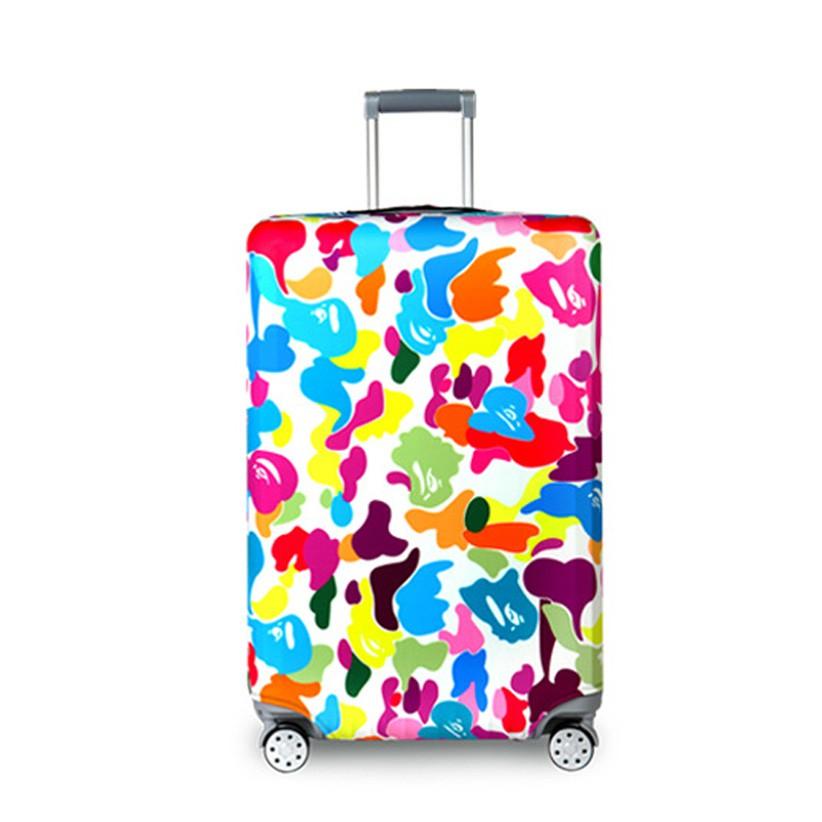 ผ้าคลุมกระเป๋าเดินทาง (ไซส์ 18-32 นิ้ว S/M/L/XL)