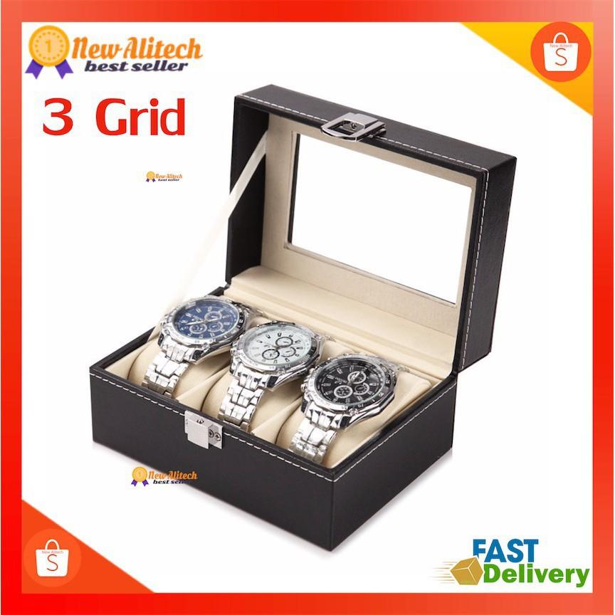 applewatch  สายนาฬิกา  สายapplewatch สายนาฬิกาแฟชั่น สายนาฬิกาApplewatch New Alitech C06 C08 Watch Box 3/6/10/12 Grid Le