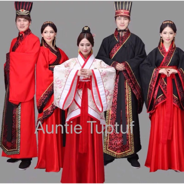Auntietuptuf 🇹🇭 พร้อมส่งจากไทย ชุดคนอ้วน ส่งเร็วส่งไว 🎀 ชุดจีนสวยๆ ชุดจีนโบราณ ชุดจีนผู้หญิง ชุดจีนผู้ชาย