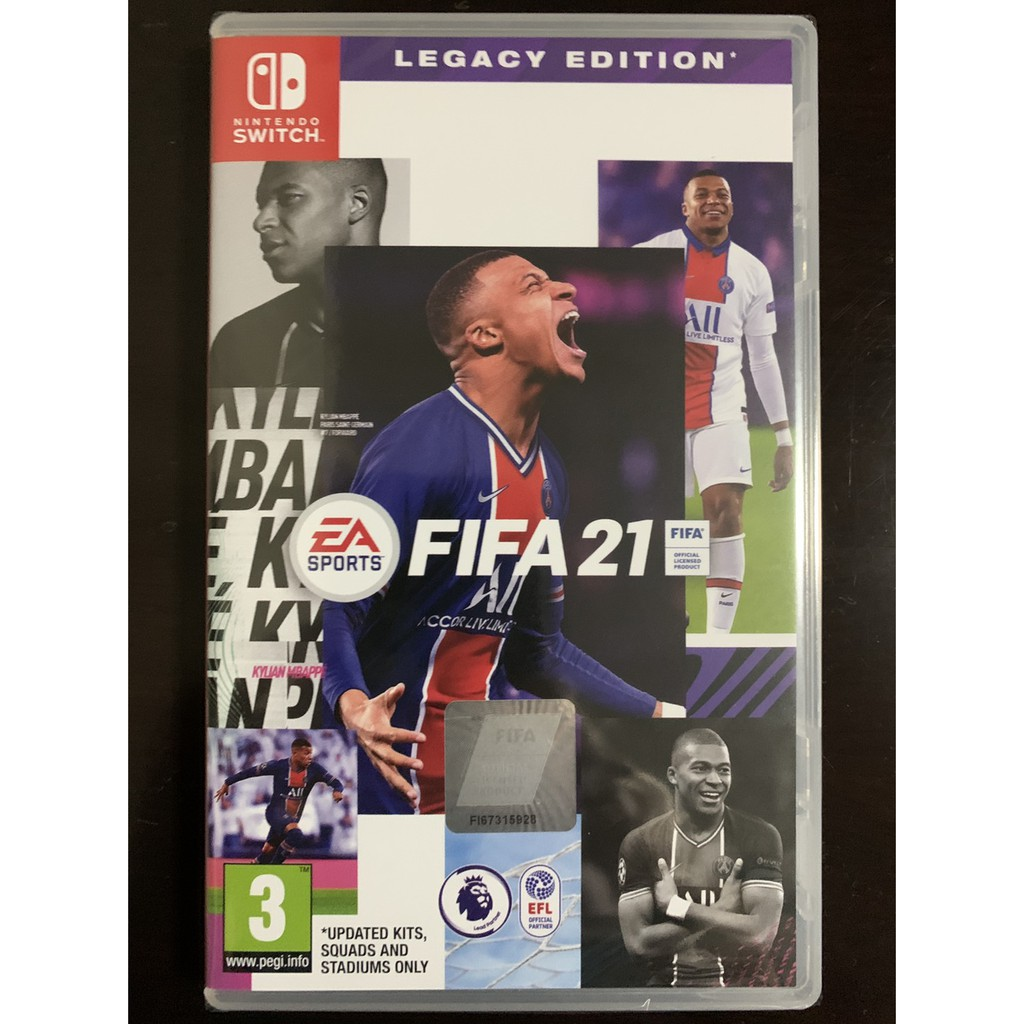 Fifa 21 Nintendoswitch มือ2มือสอง Nintendoswitch game มือสอง Fifa21 Nintendoswitch