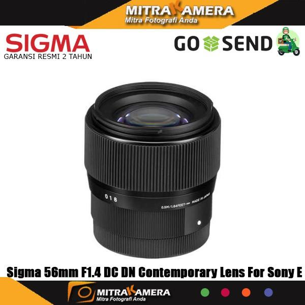 Sigma 56mm F1.4 Dc Dn | C อุปกรณ์เมาท์ขาตั้งสําหรับ Sony E Mount