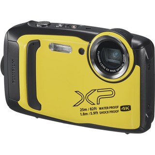 FUJIFILM FinePix XP140 Digital Camera - [Yellow]