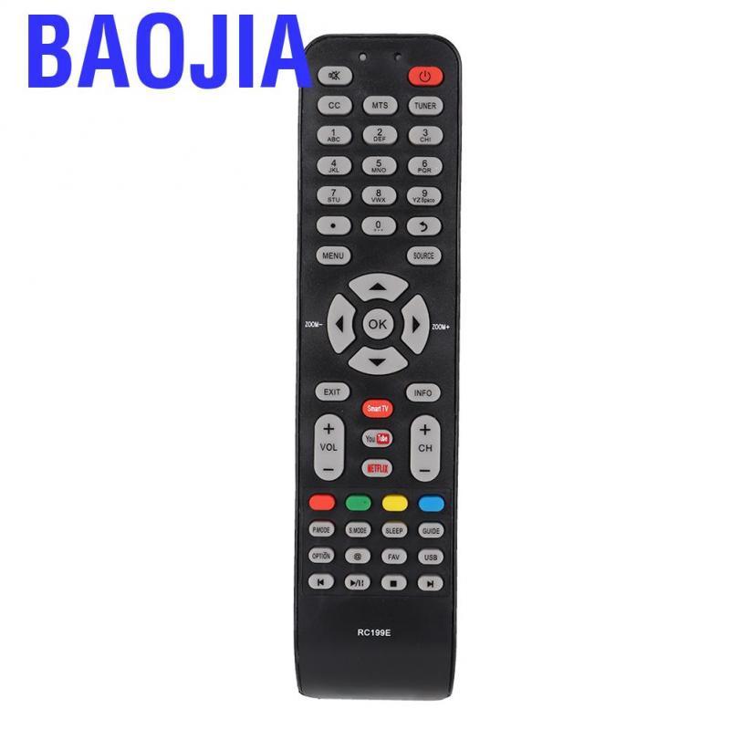 bajia สมาร์ททีวีควบคุมระยะไกลสําหรับ tcl 06-519 w 49 - d 001 x l 32 d 2740 e 32 d e