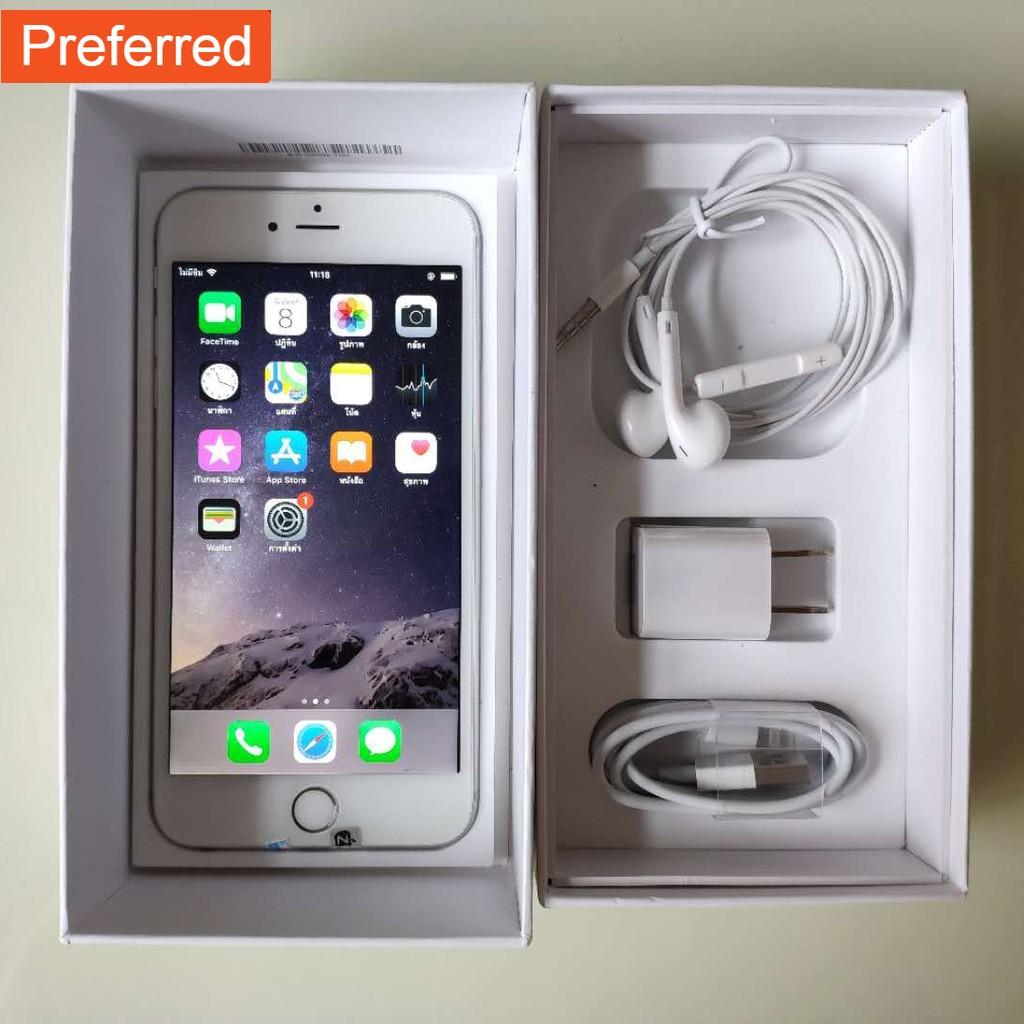 iPhone 6s plus 64GB  128GB  100%แท้  ไอโฟน 6sp  โทรศัพท์มือถือมือสอง iPhone 6s plusApple(แอปเปิ้ล)