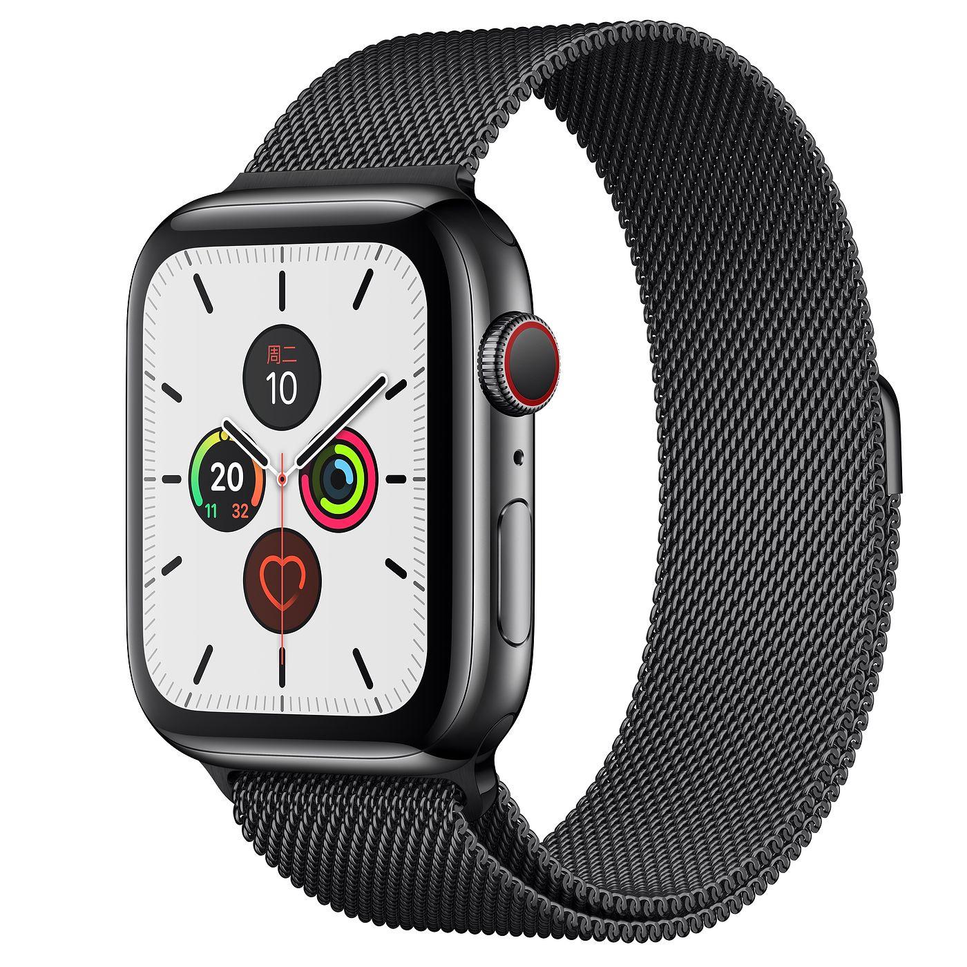 ✥ヲฉลาดสามารถโทรหาApple Watch Series5 Generation 4 iwatch5 Apple Sports Smart Watch Honeycomb 4G S3 New