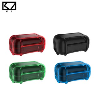 Original KZ ABS  กล่องเก็บหูฟัง แบบพกพา KZ  Headset Storage Box Colorful Portable Hold Storage Box (no packing