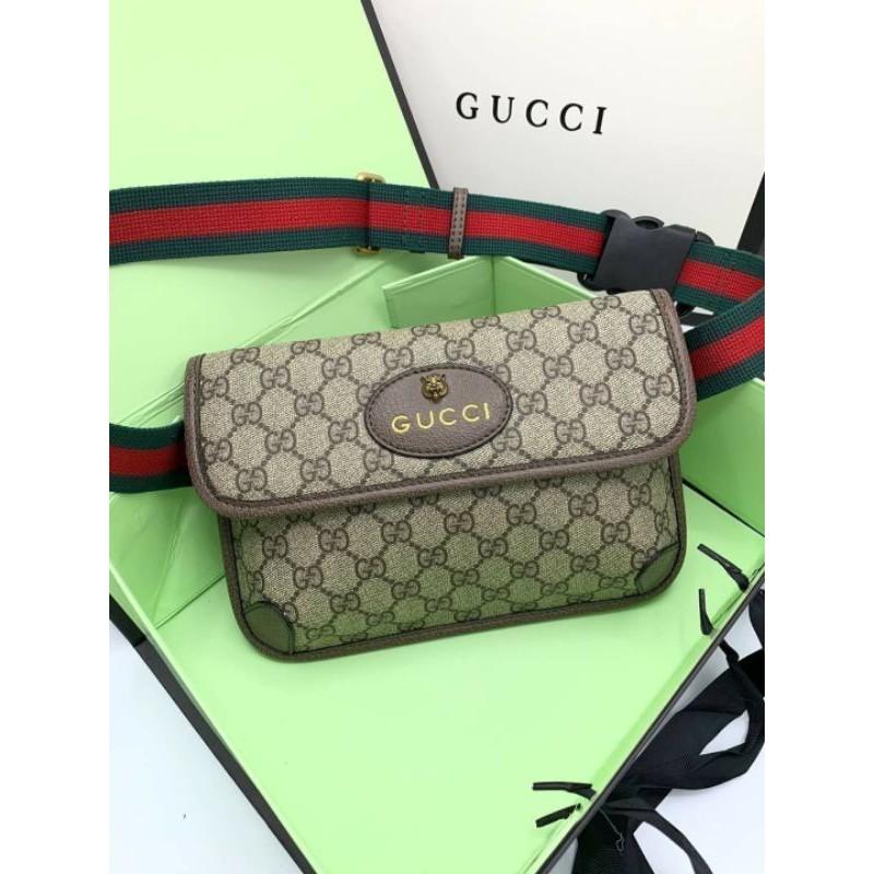 🎀 พร้อมส่ง 🎀 Gucci belt bag งานสวยสุดๆๆ ขายดีสุดๆๆ พร้อมส่งจ้า