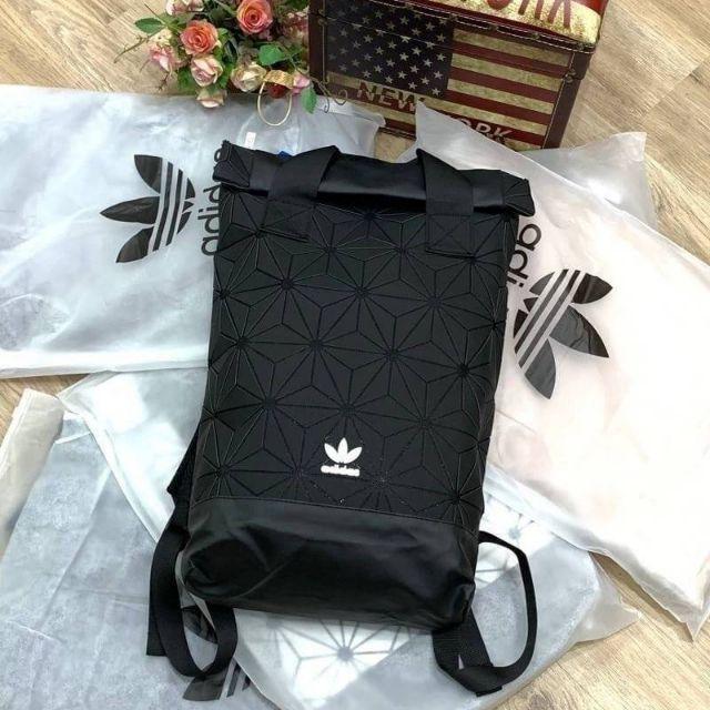 Adidas 3D Roll Top Backpack กระเป๋าเป้สะพายหลัง adidas แท้ล้านเปอร์