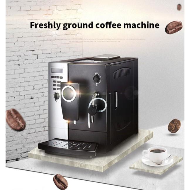 Expresso กาแฟอัตโนมัติปั๊ม  2-in-1 เครื่องบดกาแฟ ทำโฟมนม ชงกาแฟ เครื่องชงกาแฟไฟฟ้า รุ่น ZB-Q003 ✔พร้อมส่งรับประกัน✔
