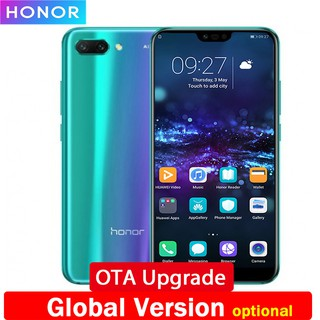 ◄✑Honor Hisilicon Kirin 970 10-Ai Smartphone 128gb 6gb LTE/GSM/WCDMA NFC Supercharge Game Turbogpu Turbo