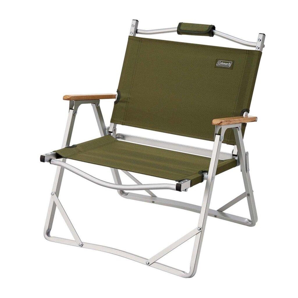 COLEMAN Compact Folding Chair เก้าอี้พับได้ เก้าอี้สนาม อุปกรณ์เดินป่า แคมป์ปิ้ง