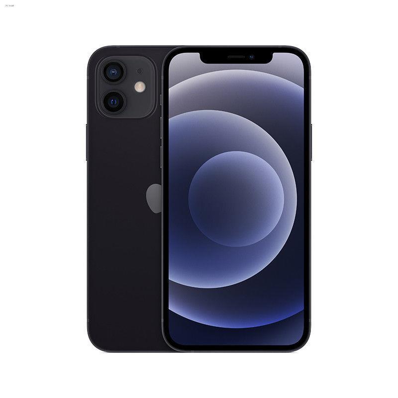 ❧❀☊Apple/Apple iPhone 12 5G โทรศัพท์มือถือการ์ดคู่เต็ม Netcom National Bank ต้นฉบับ