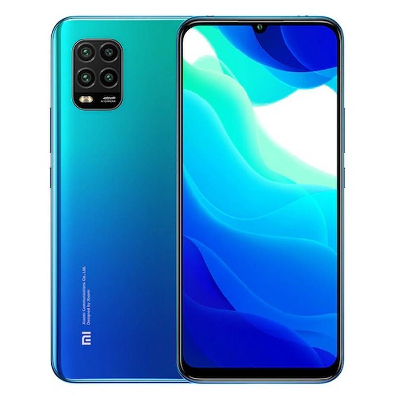 ( Hq ) สมาร์ทโฟน Xiaomi Mi 10 Lite 5 G 6 . 57 นิ้ว 6 Gb Ram + 64 Gb Snapdragon 765 G 48mp