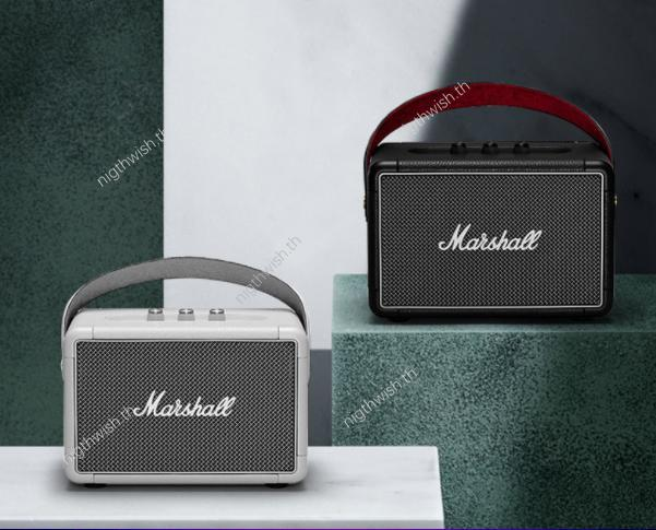 【สำเนาต้นฉบับ 1: 1】สินค้าพร้อมส่ง Marshall Kilburn II Bluetooth Speaker (รับประกัน 1 ปี)