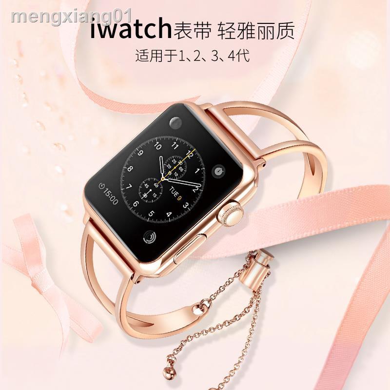 สายนาฬิกาข้อมือ Apple Watch Series 4 Strap Iwatch 3 / 4 / 5 / 6