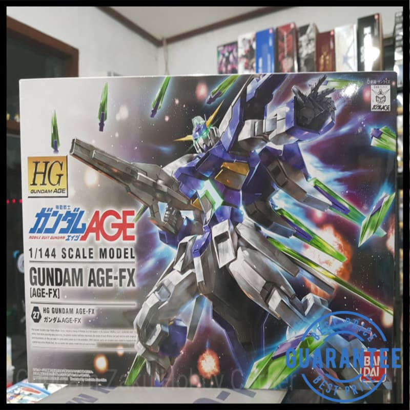 Hg Gundam Age Fx รองเท้าผ้าใบลําลองสีสันสดใส