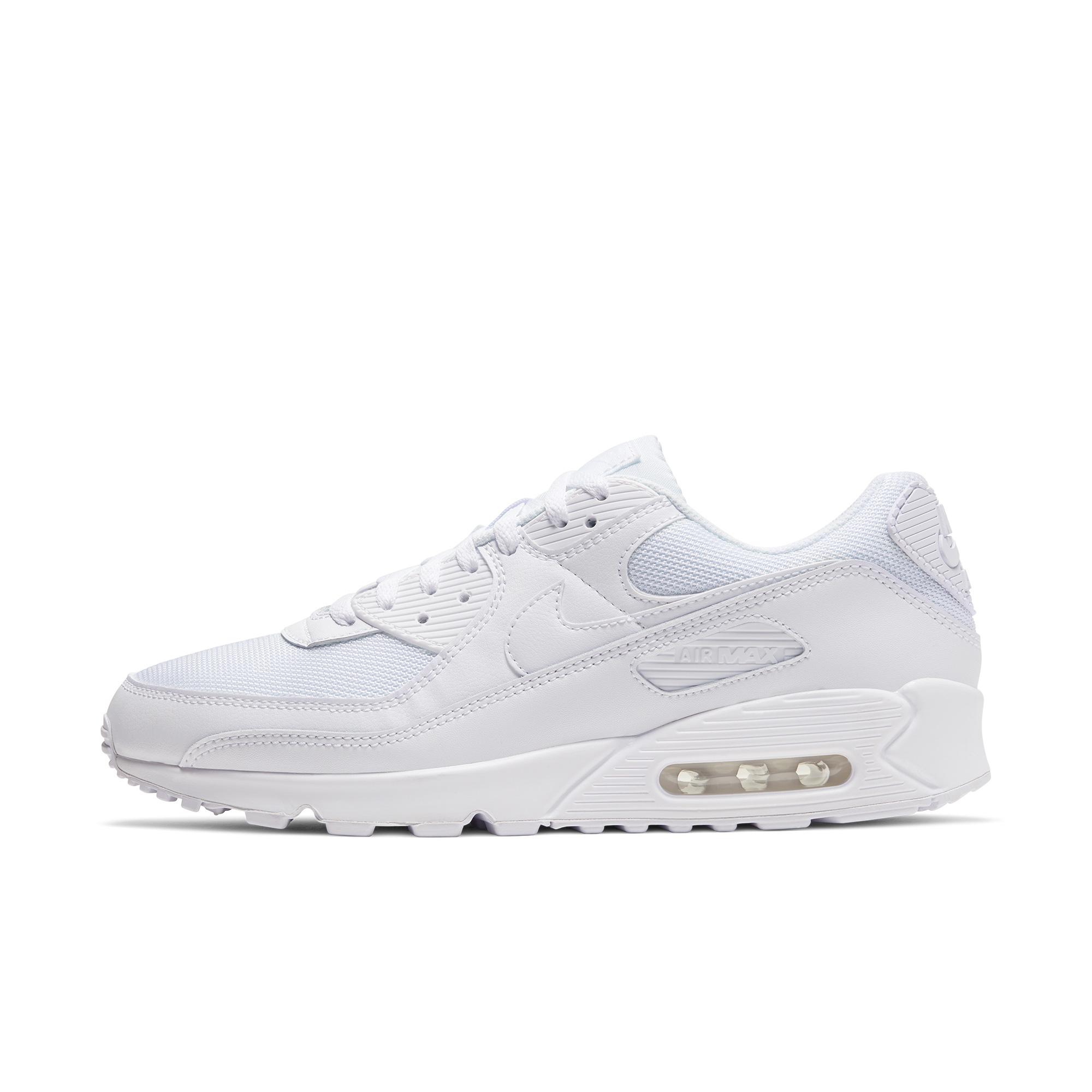 (ลดล้างสต๊อก)รองเท้าวิ่งผู้ชาย โปรโมชั่นอย่างเป็นทางการของ Nike เพียง 100 คู่เท่านั้น! รองเท้ากีฬาผู้ชาย NIKE AIR MAX 90