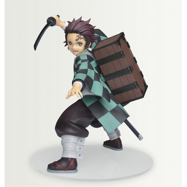 ❀❦◐SEGA Demon Slayer Blade Tanjiro Kadomon Backpack SPM Scenery Figure Boxed Model