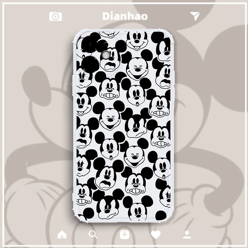 ของใหม่ หมีแบรนด์ TideiPhone11เปลือกโทรศัพท์มือถือ Apple