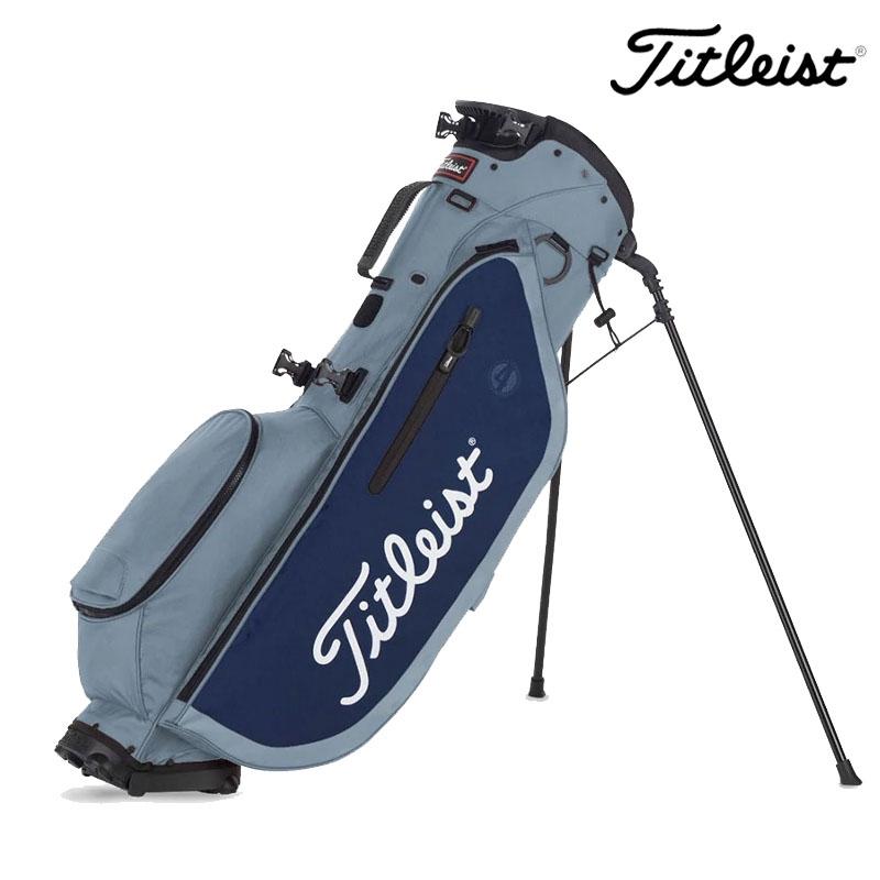 ต่อมลูกหมาก Lister Titleist ถุงถุงกอล์ฟขาตั้ง TB9SX4 กอล์ฟแสงถุงยืน