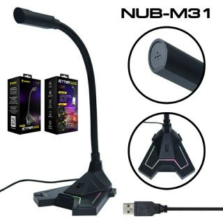Review Nubwo m-31 Microphone USB