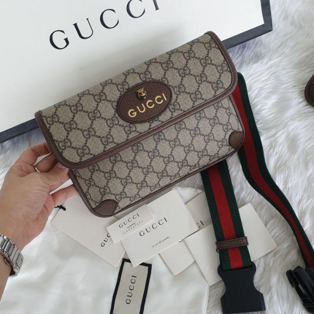 Gucci belt bag Supreme ของใหม่ 2019