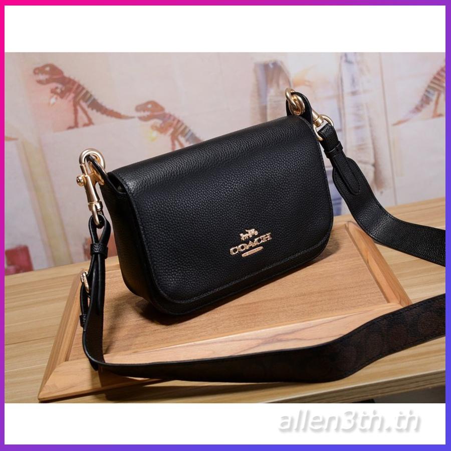 กระเป๋า Coach แท้ F76698 F77979 F76699 F76700 กระเป๋าสะพายข้างผู้หญิง / crossbody bag / กระเป๋า forever young