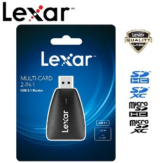 Lexar Multi Card 2in1 Card Reader USB3.1
