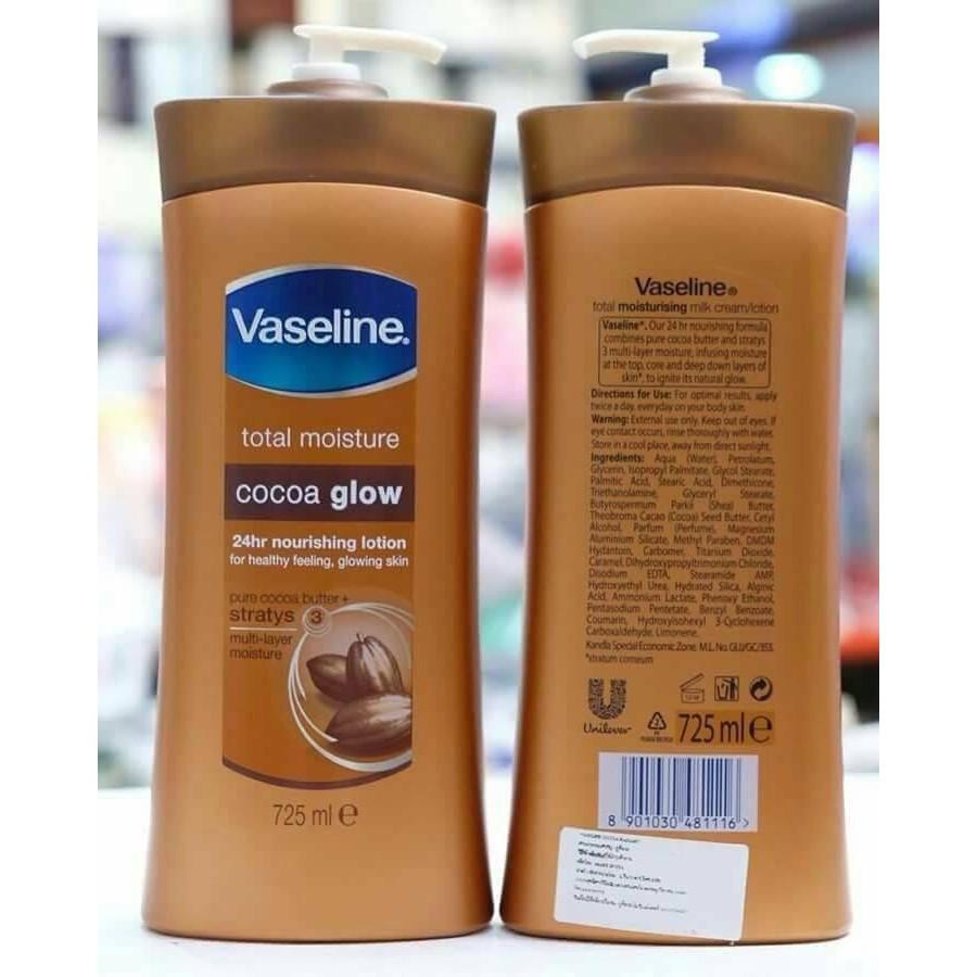 vaseline cocoa butter sverige