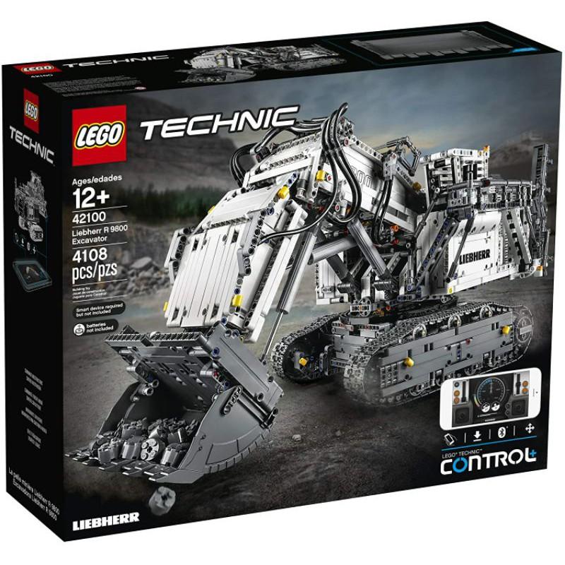 """Sale""LEGO Technic 42100 Liebherr R 9800 Excavator เลโก้แท้"