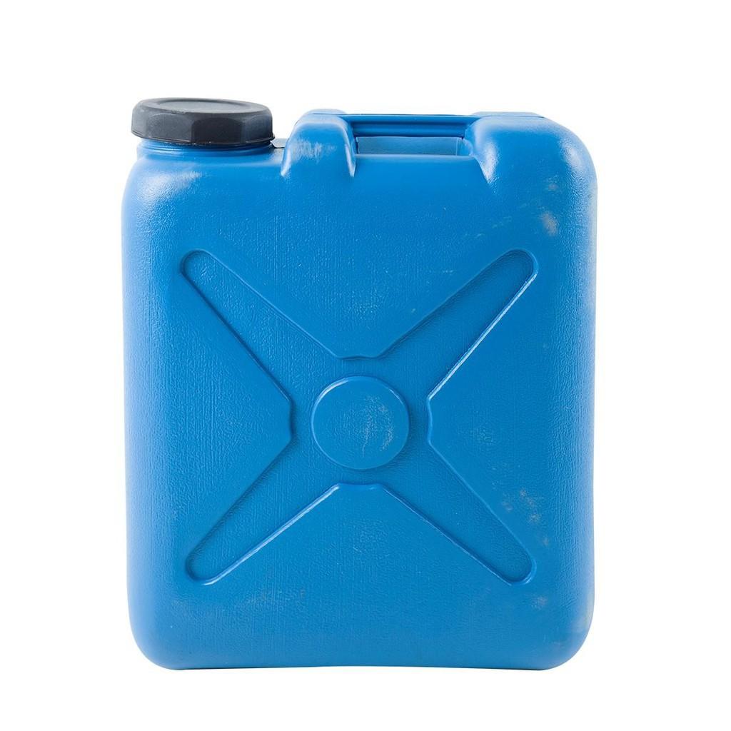 ถังน้ำ ความจุ 20 ลิตร ถังสีฟ้า ถังใส่น้ำ แกลลอนน้ำสีฟ้า แกลลอนใส่น้ำ ถังแกลลอน ถังพลาสติก ถังฟ้า ถังใส่สารเคมี ถังใส่ยาฆ