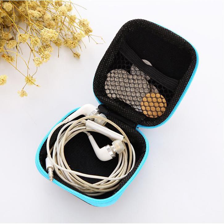 ?ราคาส่ง?กระเป๋าเก็บหูฟังโทรศัพท์ลายการ์ตูน✔️พร้อมส่ง (?สุ่มสีสุ่มลาย)กระเป๋าใส่เหรียญ Ohwowshop กระเป๋าใส่หูฟัง