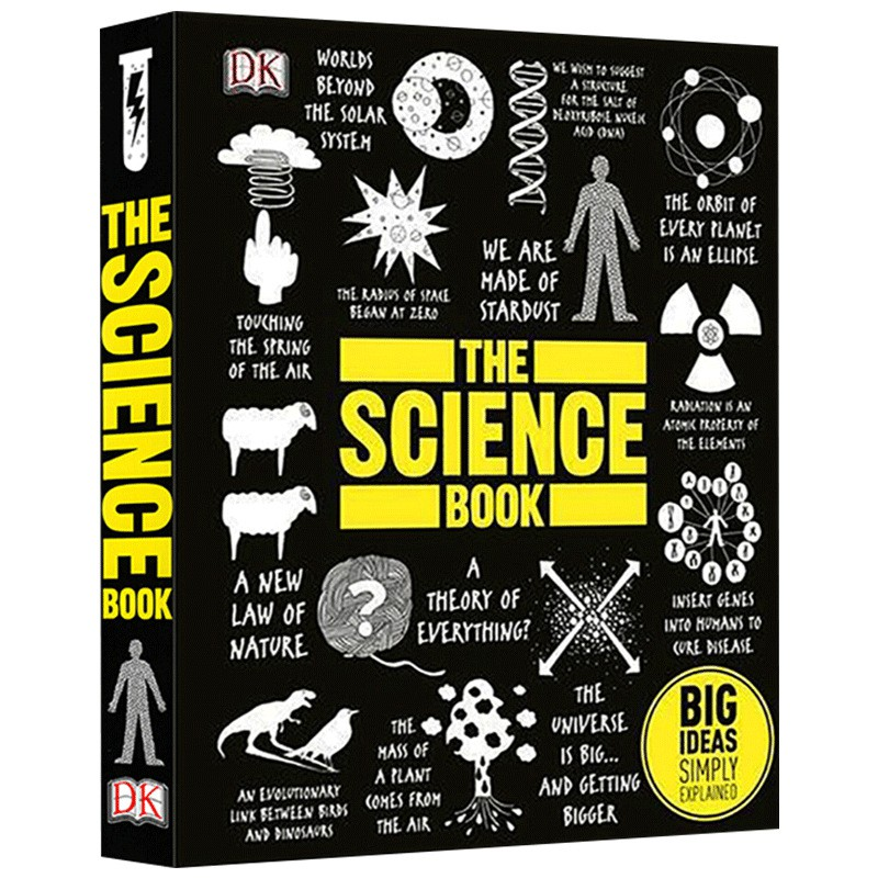 Hot Books Dk หนังสือวิทยาศาสตร์