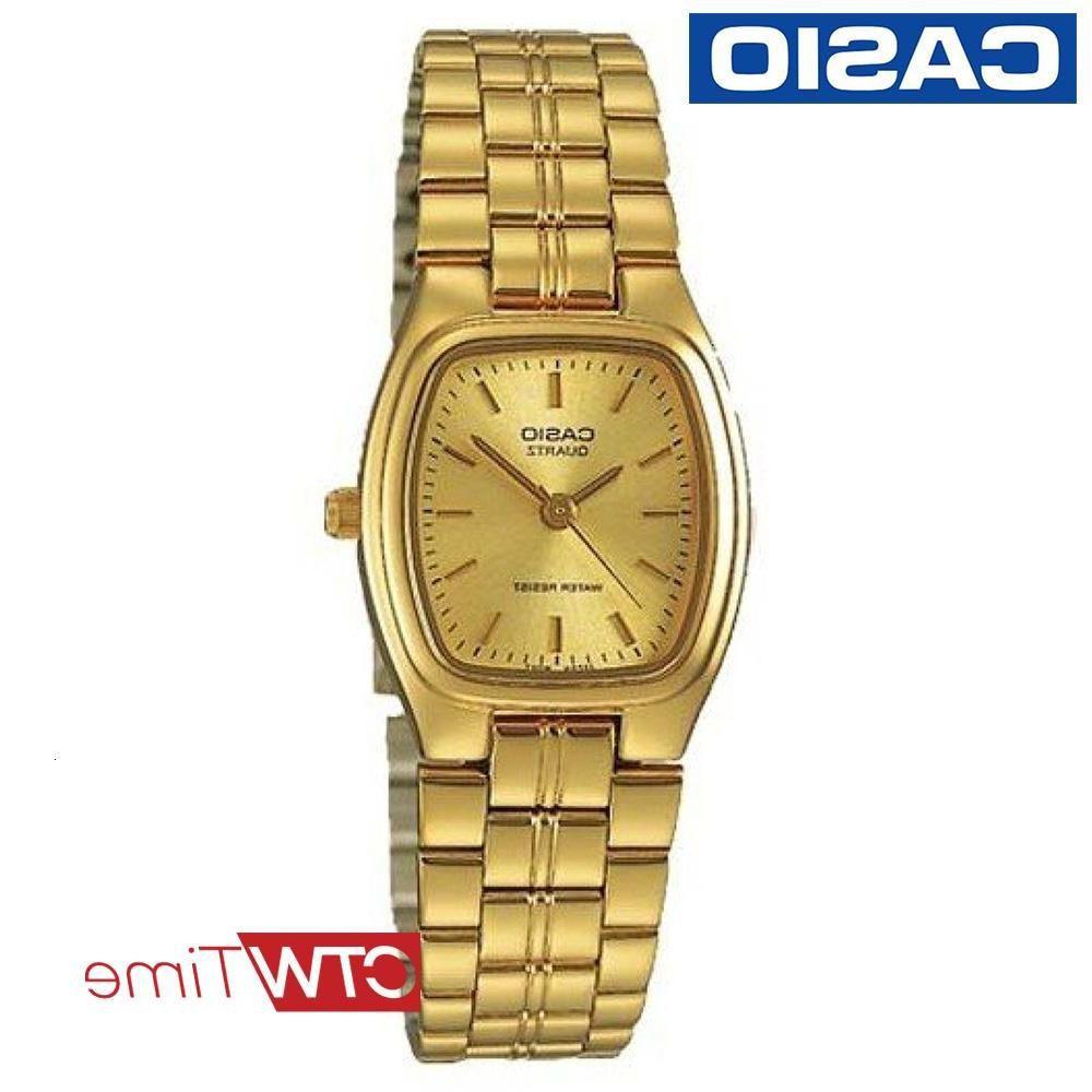 《ลดล้างสต๊อก》ส่งฟรี !! Casio Standard นาฬิกาข้อมือสุภาพสตรี สายสแตนเลส รุ่น LTP-1169N