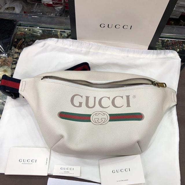 Gucci belt bag ใหญ่