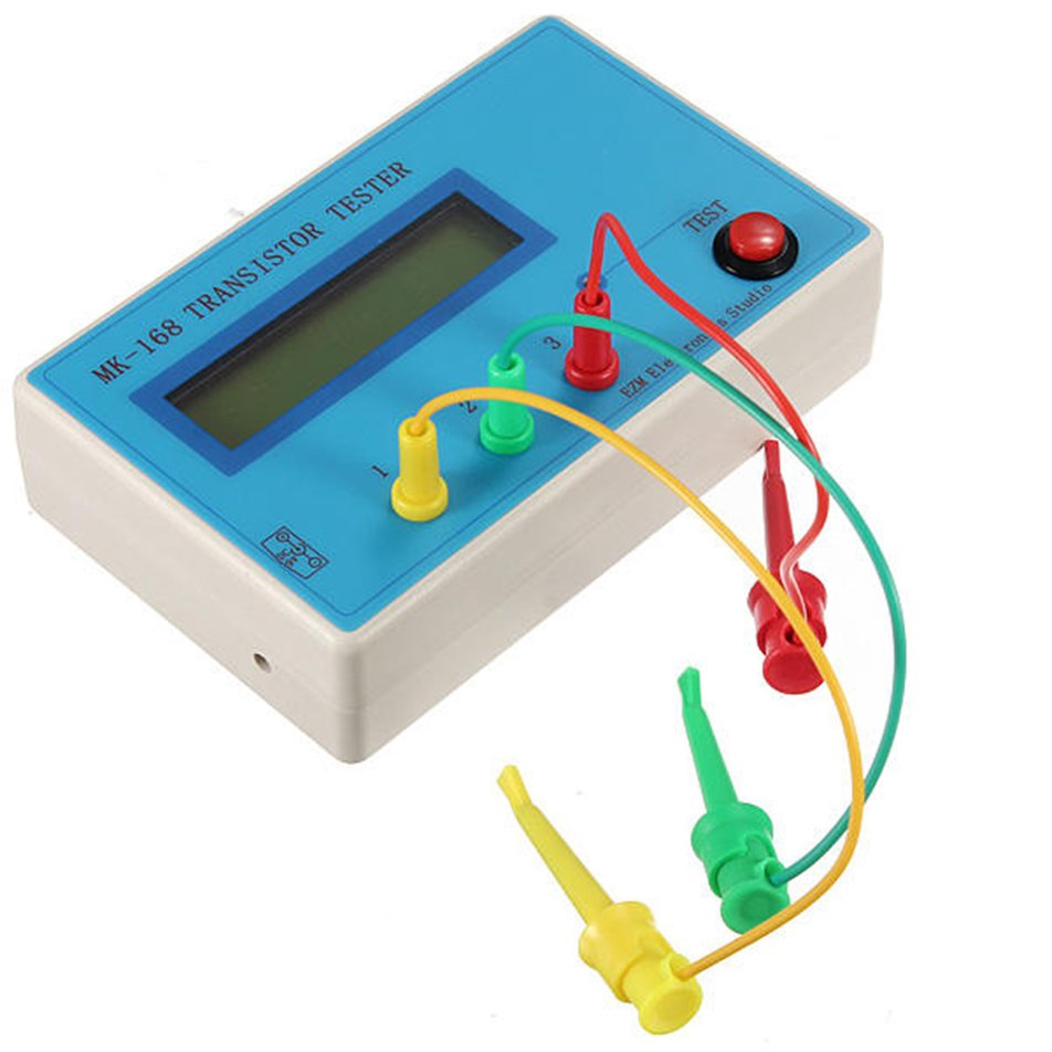 Lcr 2019 Shopee Thailand Professional M4070 Handheld Bridge Capacitance Inductance Meter