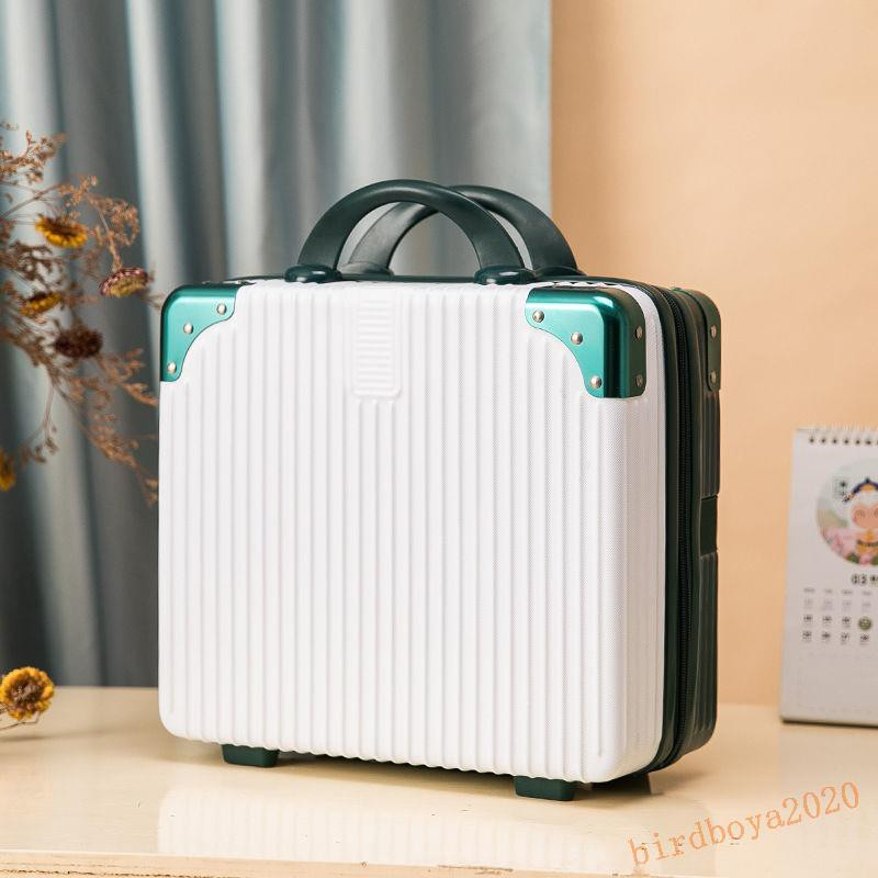 กระเป๋าเดินทางกระเป๋าเดินทางกล่องเก็บสัมภาระ 18 นิ้วกระเป๋าคอมพิวเตอร์ความจุขนาดใหญ่กระเป๋าเดินทาง 16 นิ้ว
