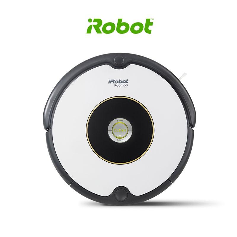 iRobot Roomba 605 หุ่นยนต์ดูดฝุ่นอัตโนมัติ - White