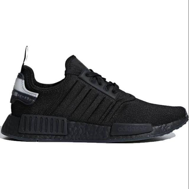 Adidas NMD r1 Stripes Black แท้ 100% ⚫⚫⚫