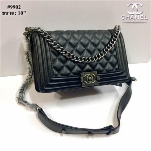 Chanel boy 8 (ส่งฟรี)
