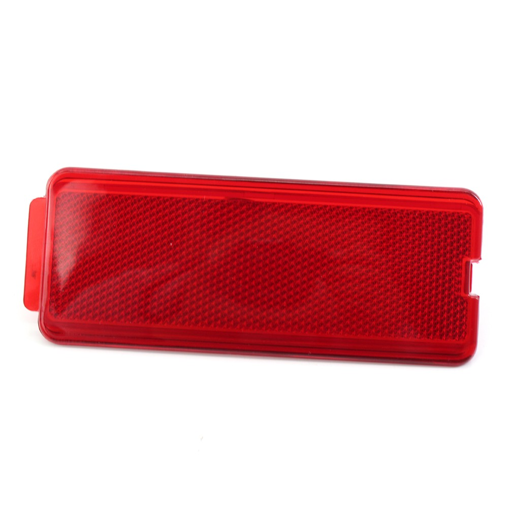 1999-2007 Ford F250,F350 Super Duty Inside Front or Rear Door Red Reflector,OEM