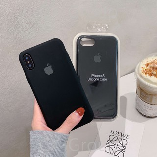 Review 【color1-5】fully【ปกเต็ม】11 pro iPhone case เคสนิ่ม เนื้อซิลิโคน for iPhone X XS MAX XR iPhone 6/6S PLUS 7+ 8PLUS full cover case