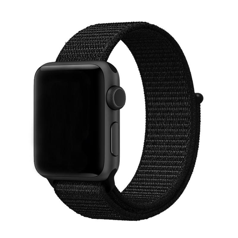 [Apple Watch Strap]applewatch6 / 5/4 สายนาฬิกา Apple iwatch5 4/3/2/1 รุ่นห่วงไนลอนทออย่างดีสปอร์ตเกิร์ล 38iPhone series