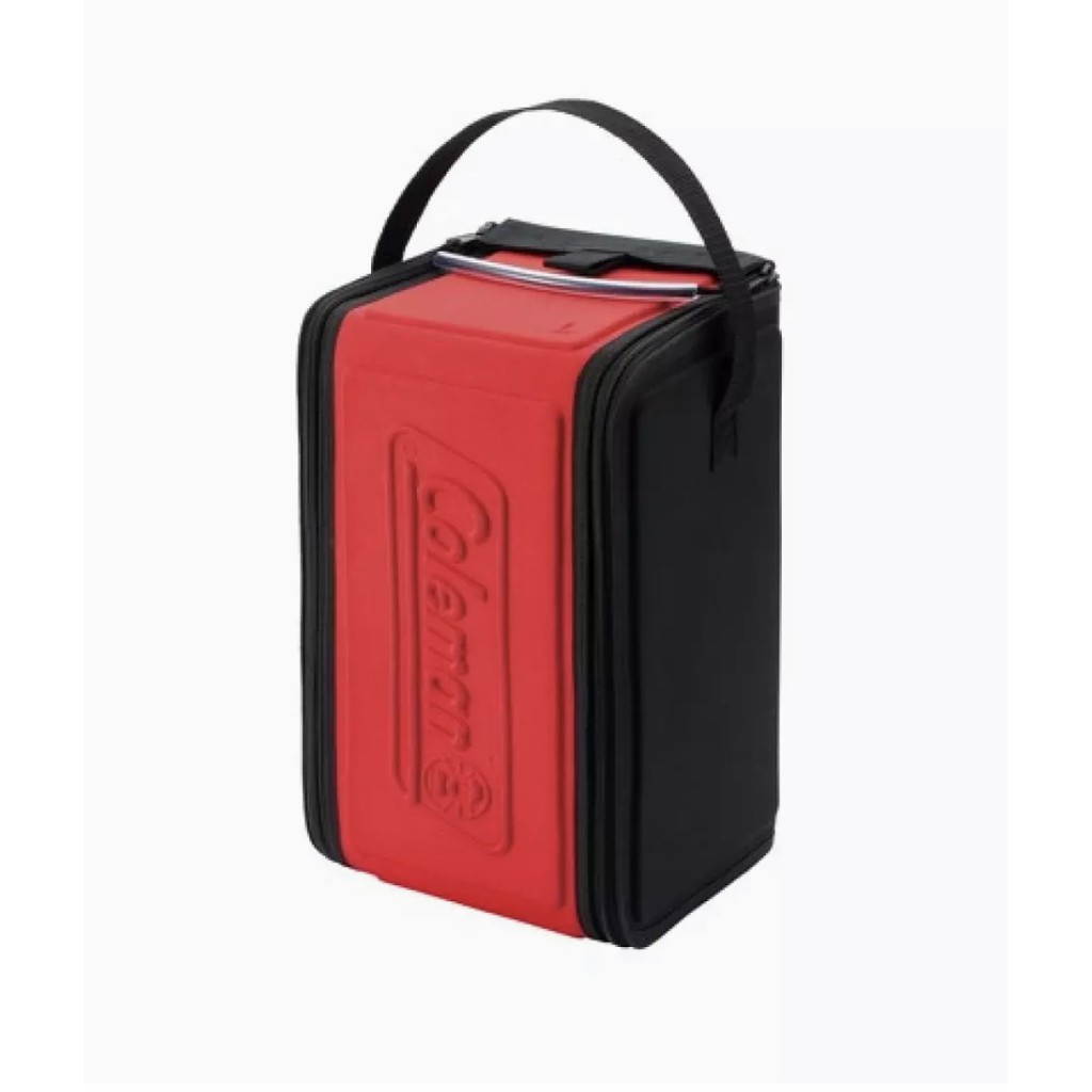 Coleman japan lantern caseL(red) กระเป๋าผ้าใส่ตะเกียงColeman