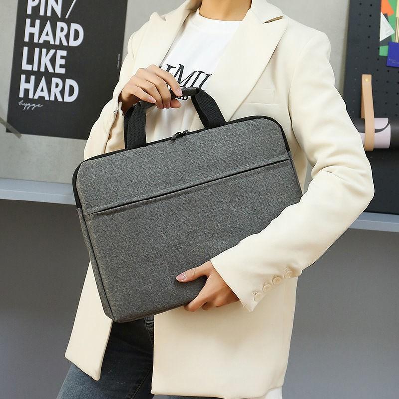 กระเป๋าสะพายโน๊ตบุ๊คกระเป๋าถือไหล่ 13/14/15.6 นิ้วกระเป๋านักเรียนนักเรียน, กระเป๋าเป้คอมพิวเตอร์สำหรับเดินทางเพื่อธุรกิจ