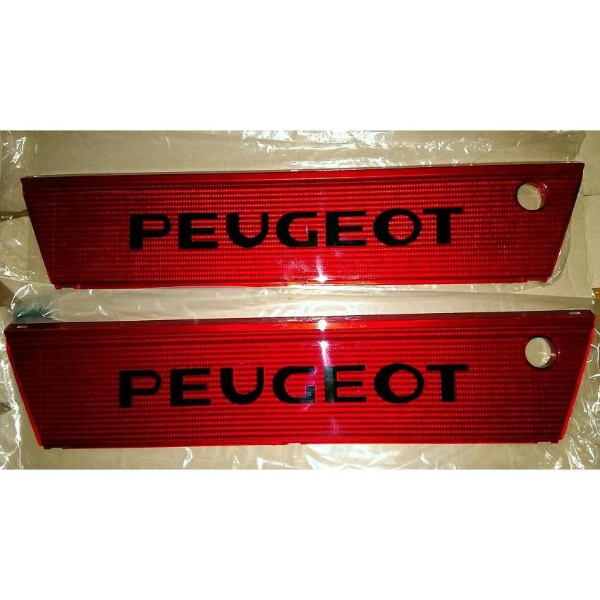 Peugeot ทับทิมฝากระโปรงหลังของ 405