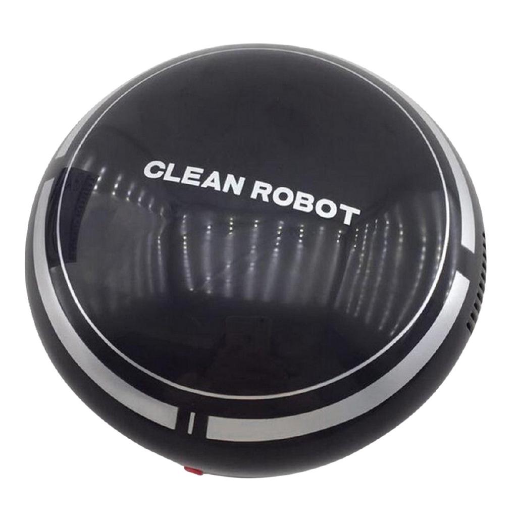 หุ่นยนต์ดูดฝุ่นอัตโนมัติ 1200mAh สามารถชาร์จได้ ใช้งานง่าย มี 2 สีให้เลือก 5Kkz